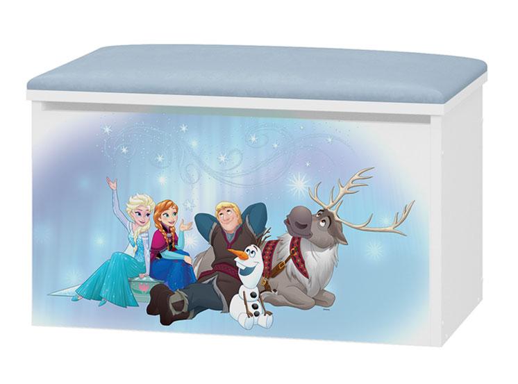 Pojemnik na zabawki Frozen