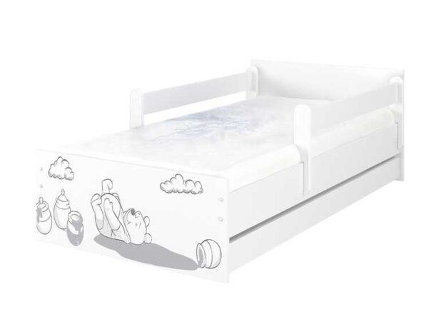 Łóżko dla dzieci Disney Kubuś Puchatek