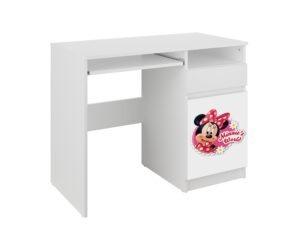 Biurko dla dzieci Minnie Kwiatki Disney